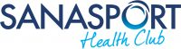 SANASPORT Health Club Sticky Logo